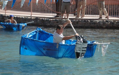 BYOB – Build Your Own Boat