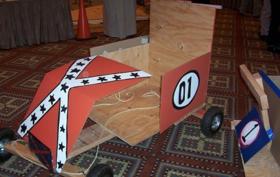 Soapbox Derby Race Car