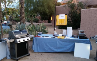 BBQ Tailgate Cook-Off